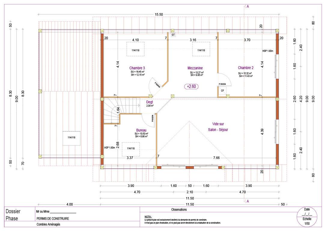 plan maison ossature bois pdf
